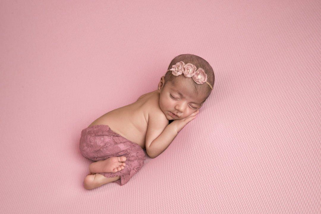 Newborn Fotoshoot in Arnhem, Baby Fotograaf